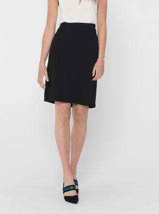 Čierna púzdrová sukňa ONLY Tina dámské M