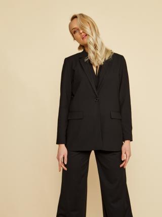 Čierne dámske sako ZOOT Gill dámské čierna S