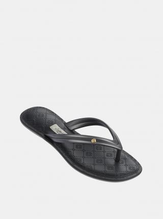 Čierne dámske žabky Grendha dámské čierna 39