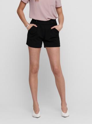 Čierne kraťasy Jacqueline de Yong Geggo dámské čierna XL