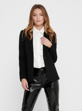 Čierne sako ONLY Pinko dámské čierna M