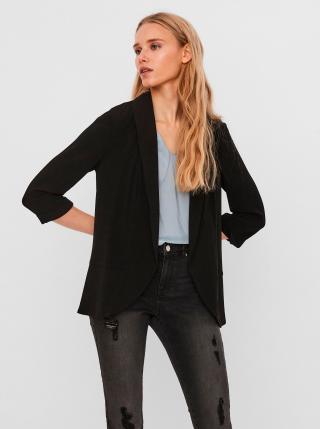 Čierne sako VERO MODA Katey dámské čierna XL