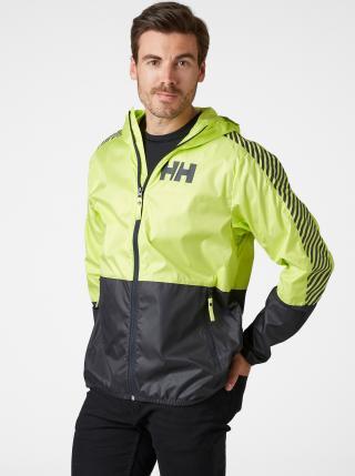 Čierno-zelená pánska bunda HELLY HANSEN pánské XL