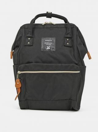 Čierny batoh Anello 10 l dámské čierna
