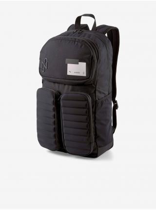 Čierny pánsky batoh PUMA x NJR Backpack pánské čierna