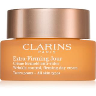 Clarins Extra-Firming Day denný liftingový krém proti vráskam pre všetky typy pleti 50 ml dámské 50 ml
