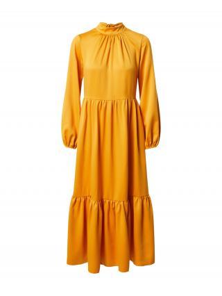 Closet London Kokteilové šaty  horčicová dámské 42