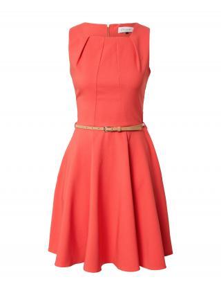 Closet London Kokteilové šaty  koralová dámské 44