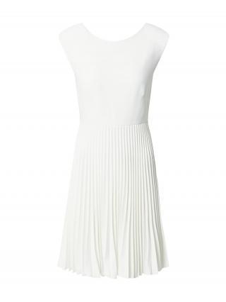 Closet London Kokteilové šaty  šedobiela dámské 40