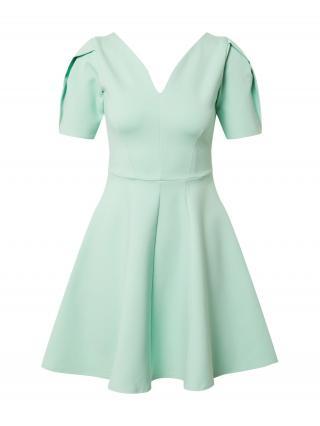Closet London Kokteilové šaty  svetlomodrá dámské 38
