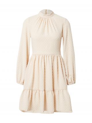 Closet London Košeľové šaty  béžová dámské 42