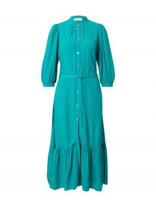 Closet London Košeľové šaty  tyrkysová dámské 42