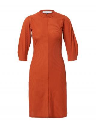 Closet London Šaty  hrdzavohnedá dámské 38