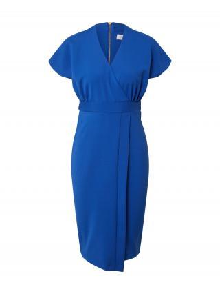 Closet London Šaty  kráľovská modrá dámské 36