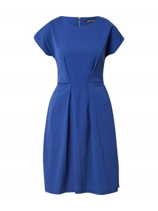 Closet London Šaty  kráľovská modrá dámské 42