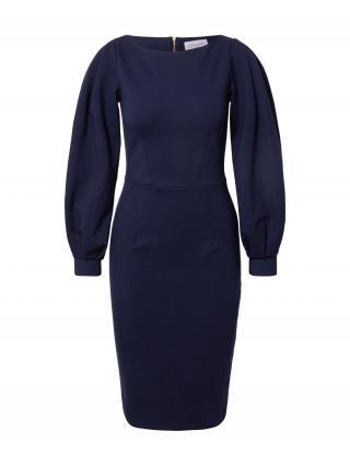 Closet London Šaty  námornícka modrá dámské 40