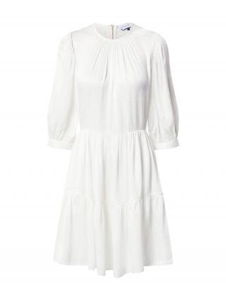 Closet London Šaty  šedobiela dámské 38