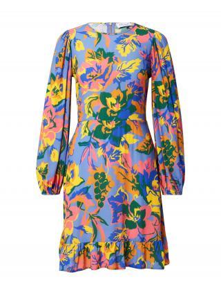 Closet London Šaty  svetlomodrá / zmiešané farby dámské 42