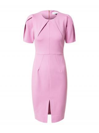 Closet London Šaty  svetloružová dámské 38