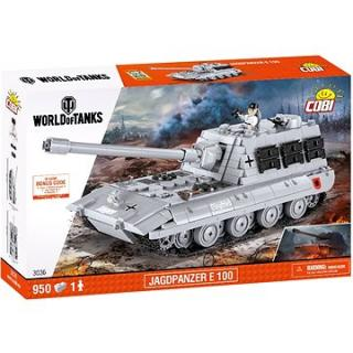 Cobi Jagdpanzer E 100 z World of Tanks