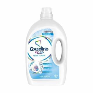 Coccolino Tekutý gél na pranie Biela bielizeň 2,4 l