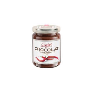 Čokoládový krém s chilli