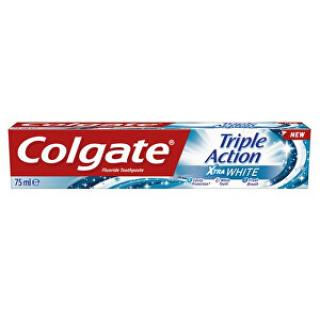 Colgate Bieliace zubná pasta Triple Action White 75 ml
