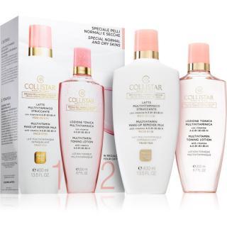 Collistar Multivitamin Make-Up Remover Milk kozmetická sada I.  pre ženy dámské