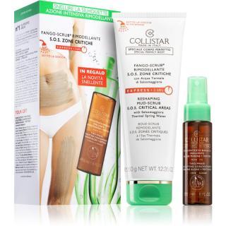 Collistar Special Perfect Body Reshaping Mud-Scrub kozmetická sada pre ženy dámské
