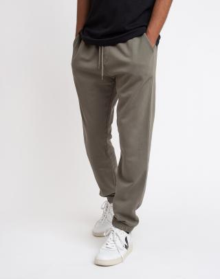 Colorful Standard Classic Organic Sweatpants Dusty Olive XS Zelená XS