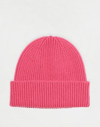 Colorful Standard Merino Wool Hat Bubblegum Pink Ružová