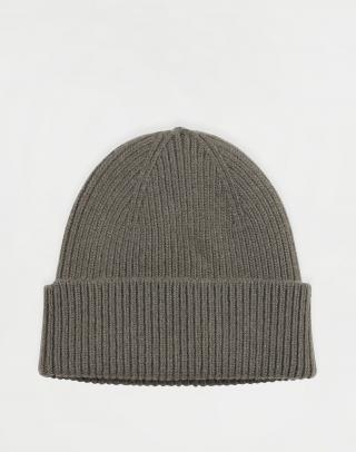 Colorful Standard Merino Wool Hat Dusty Olive Zelená