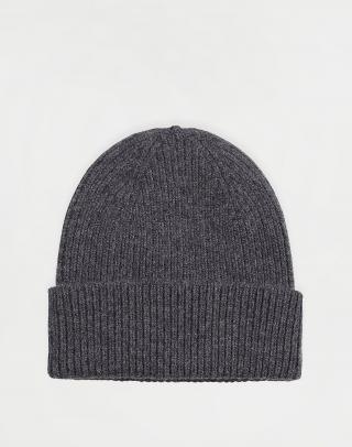 Colorful Standard Merino Wool Hat Lava Grey Šedá