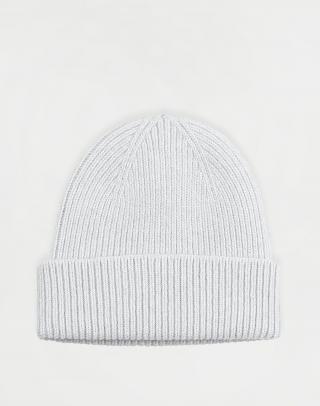 Colorful Standard Merino Wool Hat Limestone Grey Šedá
