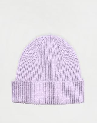 Colorful Standard Merino Wool Hat Soft Lavender Fialová