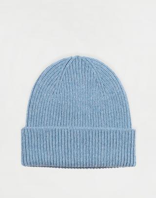 Colorful Standard Merino Wool Hat Stone Blue Modrá