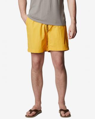 Columbia Summerdry Plavky Žltá pánské XL