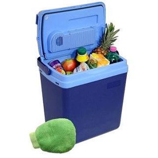 COMPASS Chladiaci box BLUE  displej s teplotou