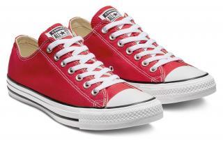 Converse červené tenisky Chuck Taylor All Star Classic Colors - 43 dámské červená 43