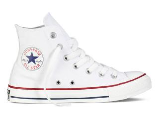 Converse Členkové tenisky Chuck Taylor All Star Optic al White 43 pánské