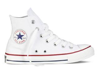 Converse Členkové tenisky Chuck Taylor All Star Optic al White 44 pánské