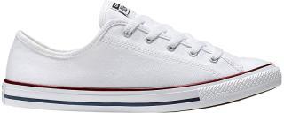 Converse Dámske tenisky Chuck Taylor All Star Dainty GS White / Red / Blue 37 dámské