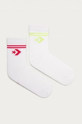 Converse - Ponožky  dámské biela 35/38