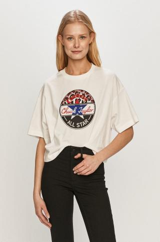 Converse - Tričko dámské biela S