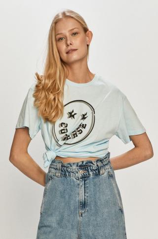 Converse - Tričko dámské modrá S