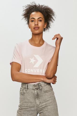 Converse - Tričko dámské ružová M