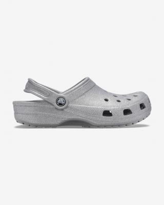 Crocs Classic Glitter Clog Crocs Zlatá dámské 41-42
