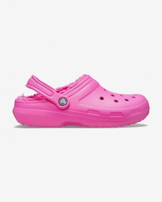 Crocs Classic Lined Clog Crocs Ružová pánské 42-43