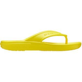 Crocs Dámske žabky Class ic II Flip Lemon 206119-7C1 38-39 dámské