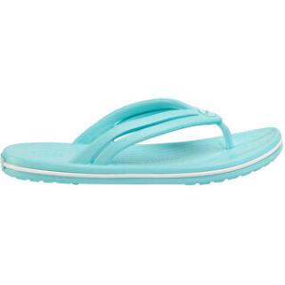 Crocs Dámske žabky Crocband Flip W Ice Blue 206100-4O9 38-39 dámské